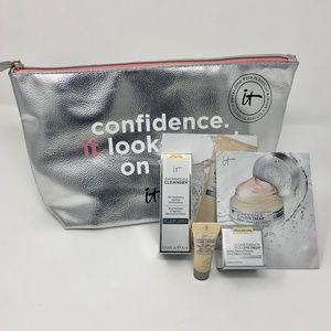 It Cosmetics Travel Size Skin Care Bundle